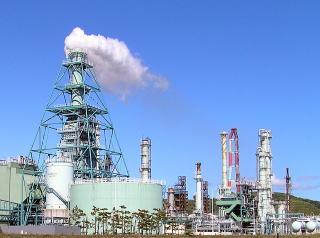 石油精製プラント定期修理工事